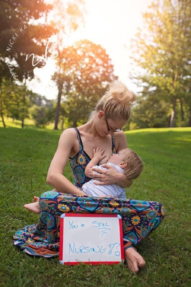 9. breastfeeding netmarkers