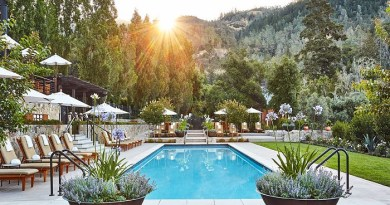 Calistoga Ranch, an Auberge Resort netmarkers