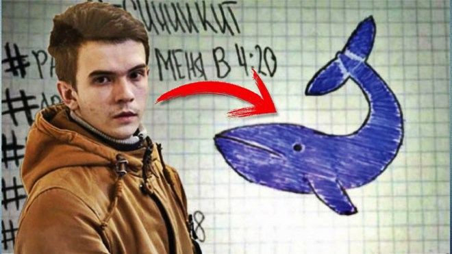 creator of Blue Whale Suicide game- ne