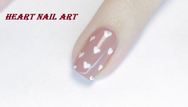 heart nail art netmarkers