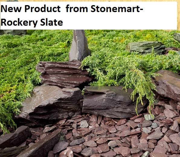 rockery slate by stonemart
