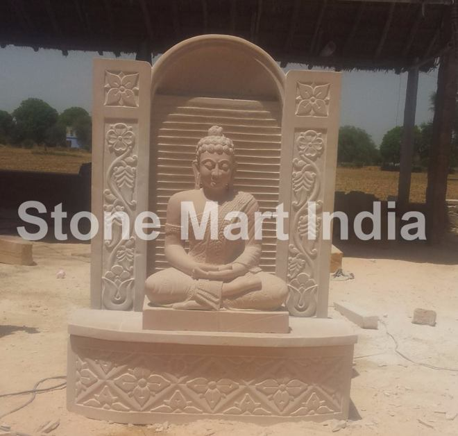 stone fountain by stonemart