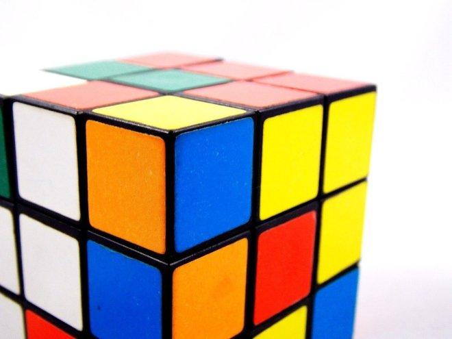 Rubik'sCube-netmarkers