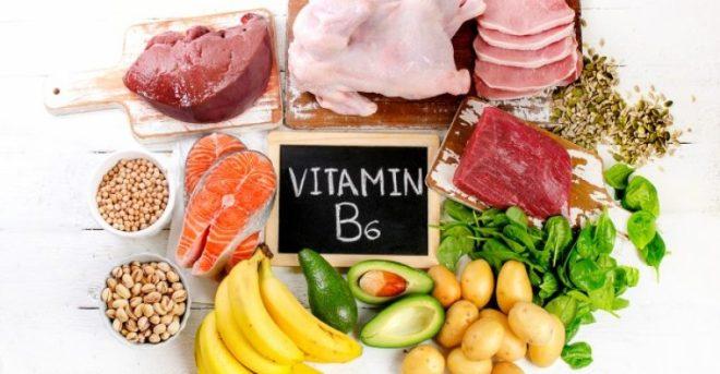 vitamin B6-netmarkers