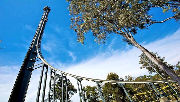 Tower of Terror II, Australia-Netmarkers