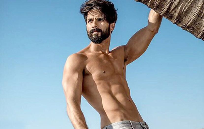 Shahid Kapoor shares his secret fitness manta