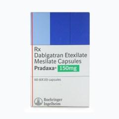Pradaxa side effects vs warfarin medication