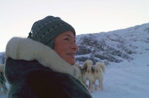 Fanger og outfitter fra Sisimiut, Johanne Bech har fået en kulturpris for en særlig indsats i det grønlandske kulturliv