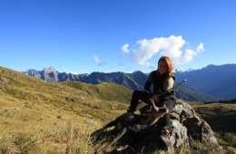 Med Los'en på Gemse jagt i New Zealand