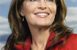 Palin hitter hos trofæjægere