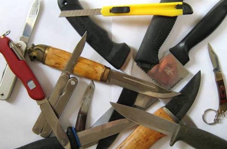 Våben- og knivloven er forfejlet og rammer kun lovlydige borgere