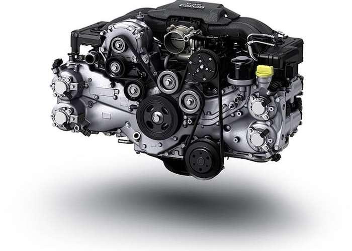 Subaru Boxermotor fylder 50 år