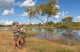 Jægere og fototurister har brug for hinanden
