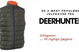 Deerhunters mest skudsikre julegaver