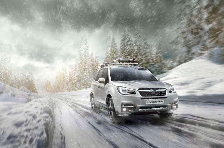 Subaru global markedsleder for firehjulstræk