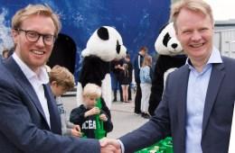LEGO og WWF i fælles kamp mod klimaforandringer
