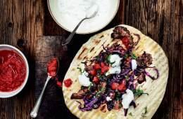 Lav en lækker rådyr-shawarma