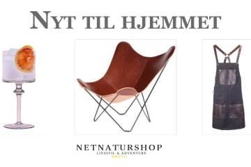 Home - udvalgte produkter til hjemmet i Netnaturshop.dk
