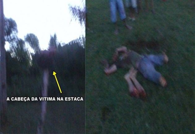 MORTE PIO XII 640x442 Shocking! Brazil ref stabs a player to death, fans lynch the ref & cut him up into quarters