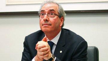 Deputado Federal, Eduardo Cunha.