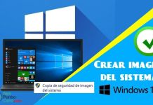 hacer un backup de tu PC en Windows 10