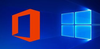 office en windows 10