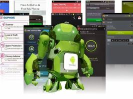 top antivirus android