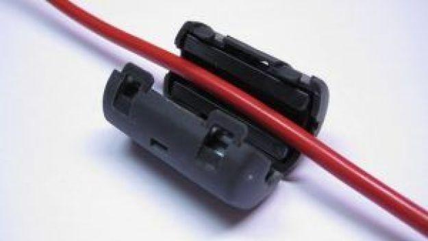 nucleo ferrita cables