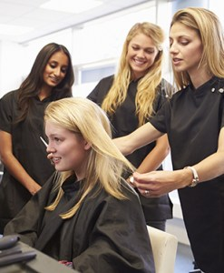 Beauty Salon Supplies for Student
