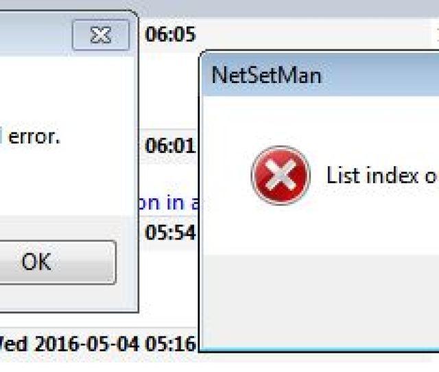 Netsetman_stream_read_error Jpg