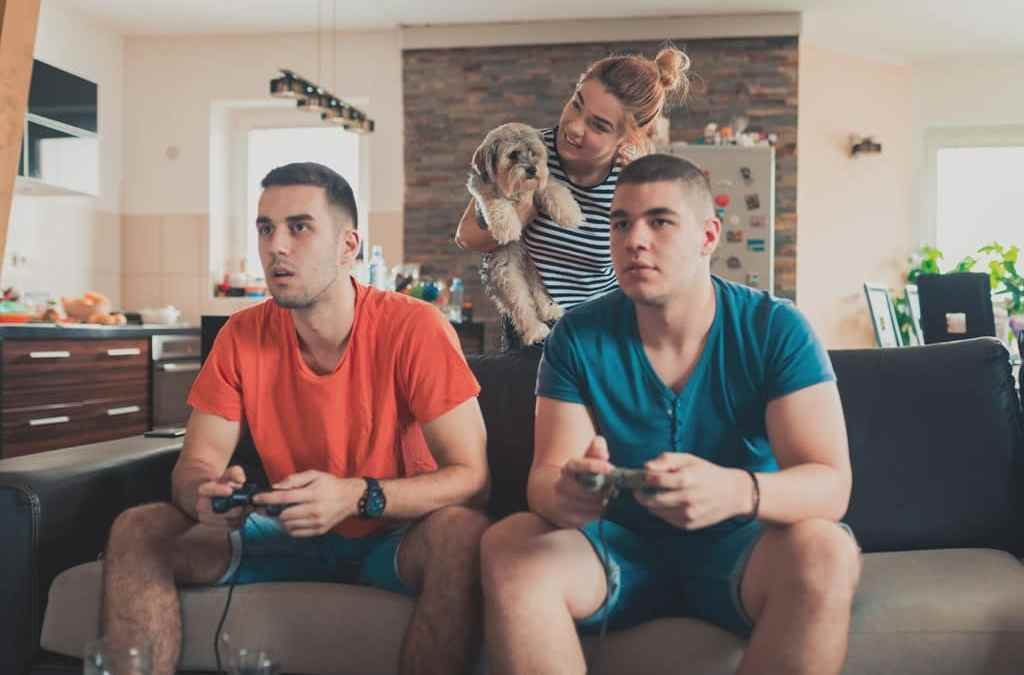 Cloud gaming: From 4G to 5G