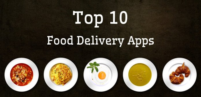 Top 10 Successful Online Food Delivery Applications In 2021
