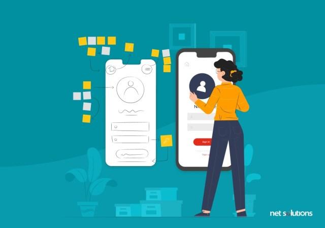 Prototype de l'application    Comment créer une application en 2021