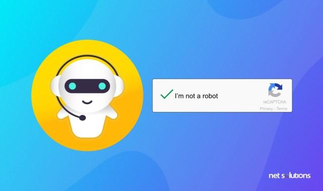 Optez pour reCAPTCHA |  Meilleures pratiques de conception de formulaires