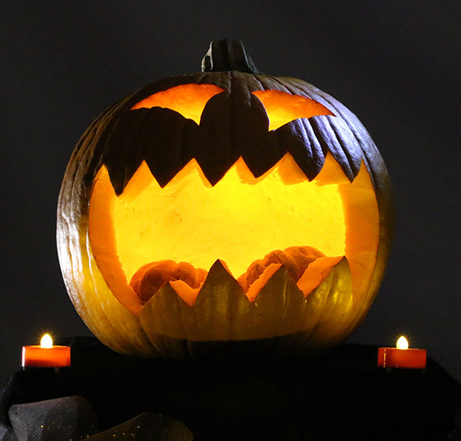 How to Take Great Photos of Your Halloween Pumpkin!