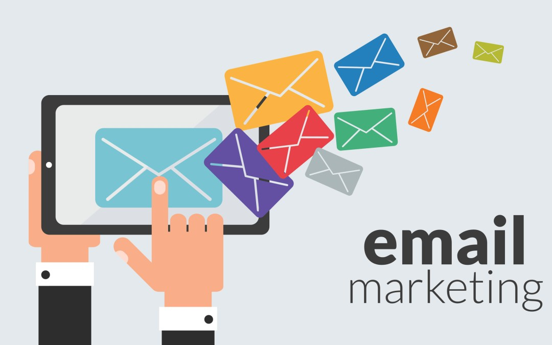 5 Reasons Why You Should be Using Email Marketing