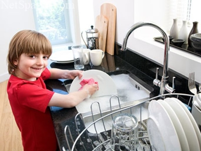 Top 10 chores, children can help parents in