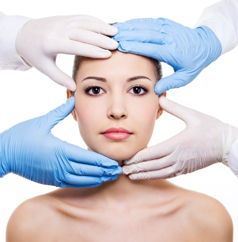 Cosmetic surgery and plastic surgery