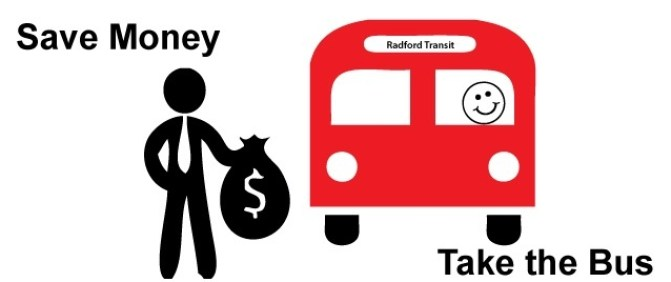 Benefits of travelling by public transport