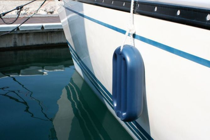Long lasting boat fenders