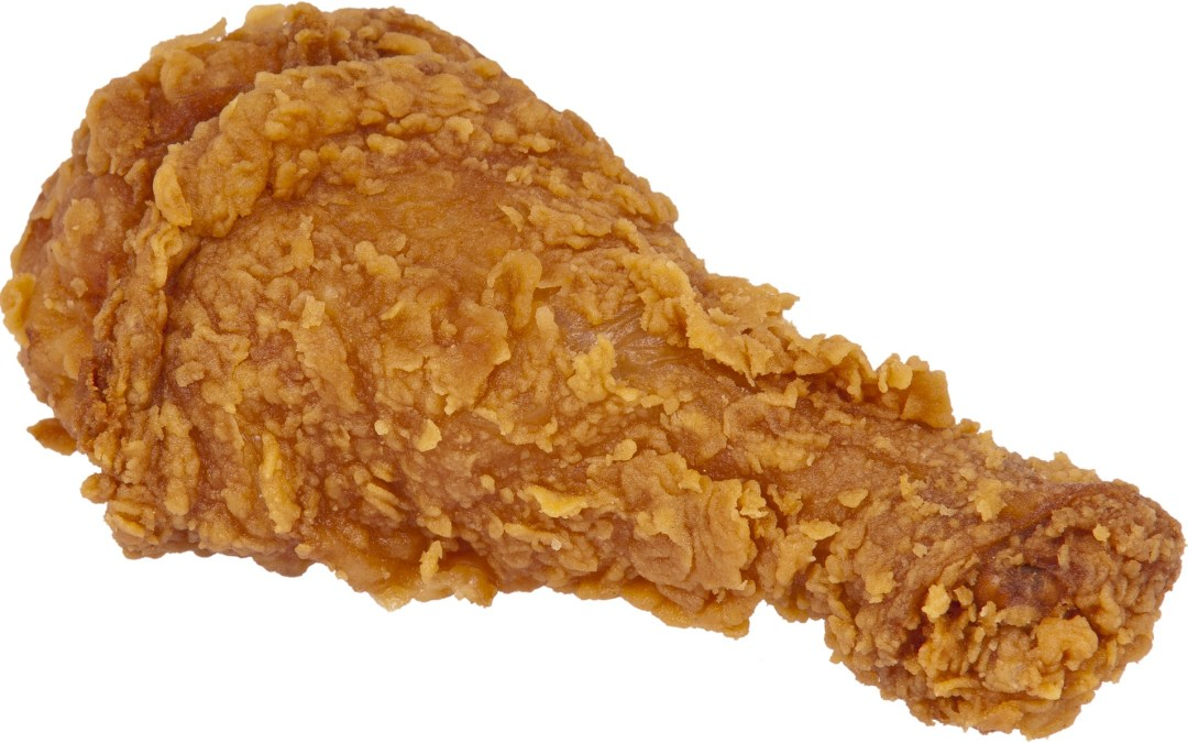 KFC's Tray Typer – Finger Typing Good?