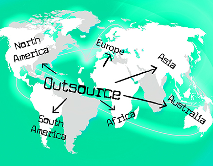 The Four Best Outsourcing Websites