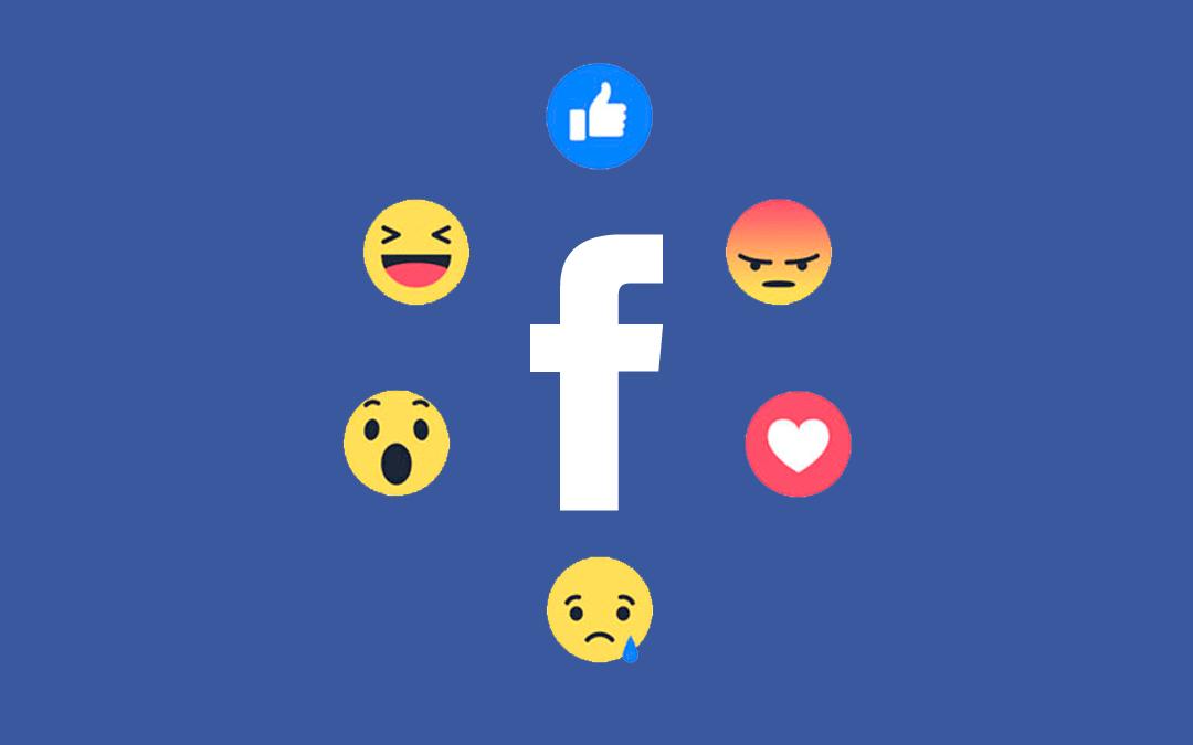 Facebook Introduces New Reactions Button