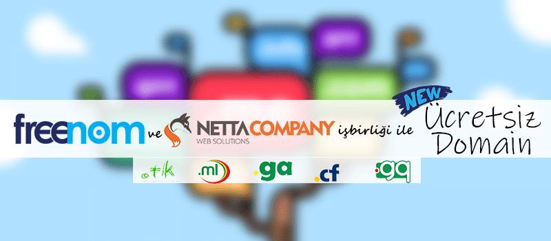 En Kolay Ücretsiz Domain Kayıt Etme