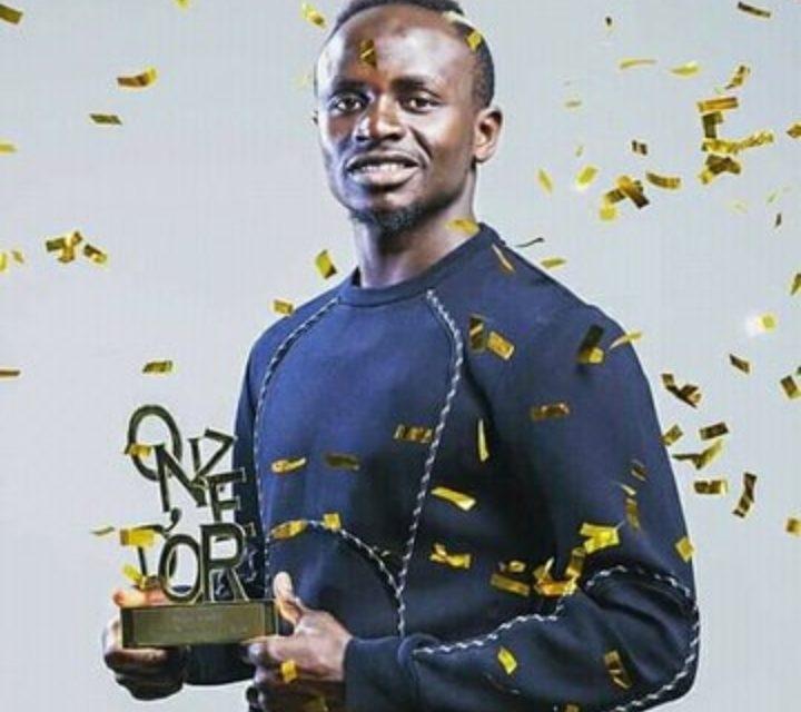Sadio Mané : Son coup de gueule sur le ballon d'Or européen