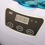 Nettoyeur à ultrasons Professionnel pour Bijoux Bracelet Lunettes Dentier Appareil composants industriels appareils médicaux et éléments de construction ultrasons onde Machine à laver 0.6L/1.3L/2L/3L/6L/10L/15L/22L/30L (0.6L)
