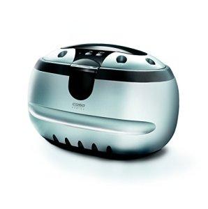 Caso ultrasonicc Lean Nettoyeur à Ultrasons (570ml réservoir en acier inoxydable, 42.000Cycles à ultrasons, 50W)
