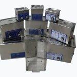 22L professionnel multifonctionnel en acier inoxydable nettoyeur à ultrasons Digital Qualité commerciale