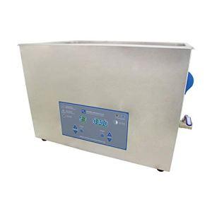 Digital nettoyeur à ultrasons 27L Grande Cuve pour chauffant de bain à ultrasons professionnel