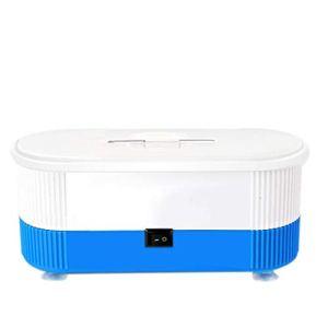 Hotaluyt 3 en 1 Multi-Fonction Lunettes Nettoyeur à ultrasons Objectifs électriques Contact Laveuse Bijoux Machine à Laver Nettoyage Regarder